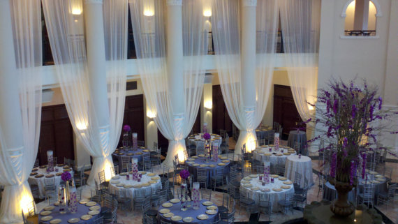 wedding drapery in cookeville tn