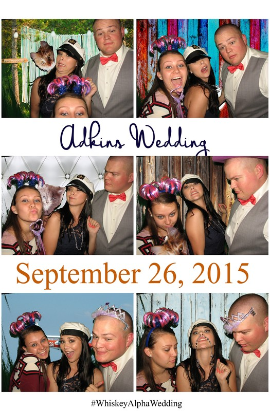 cookeville wedding photo booths